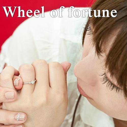 「wheel of fortune」ジャケット写真 ボーカルはnayutaさん